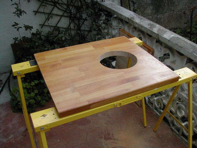 plan de travail poubelle chez nous enfin. Black Bedroom Furniture Sets. Home Design Ideas