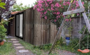 Extension cabanon projet